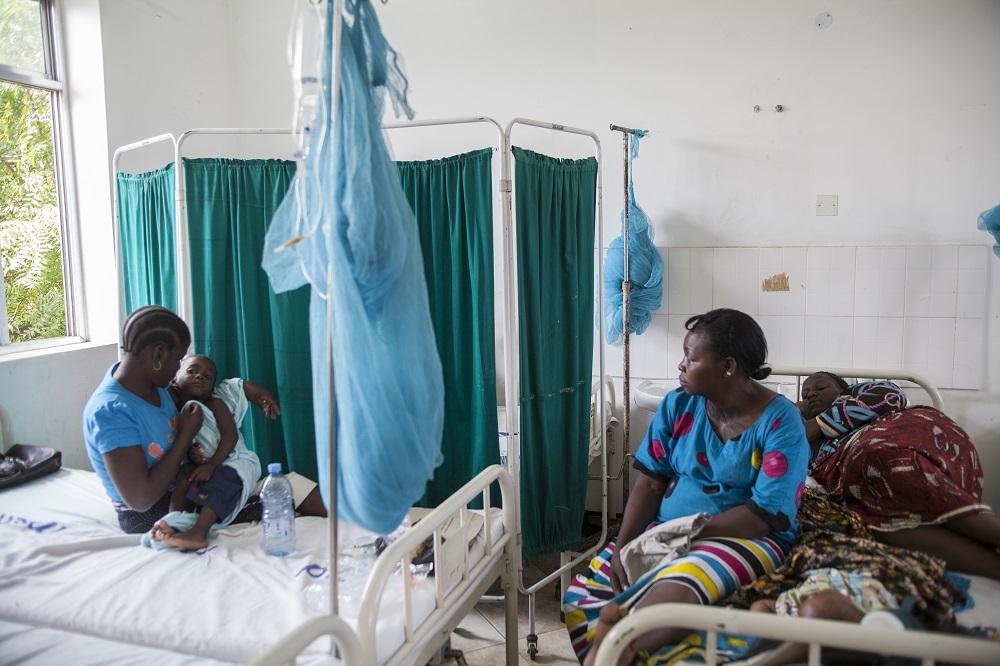 Fighting malaria in Sierra Leone
