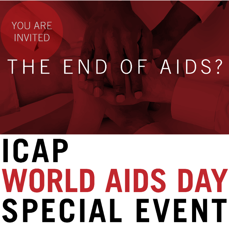 ICAP World AIDS Day 2017 Event