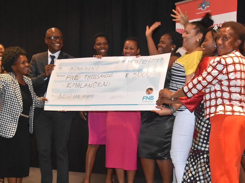 NaHSAR Award Swaziland
