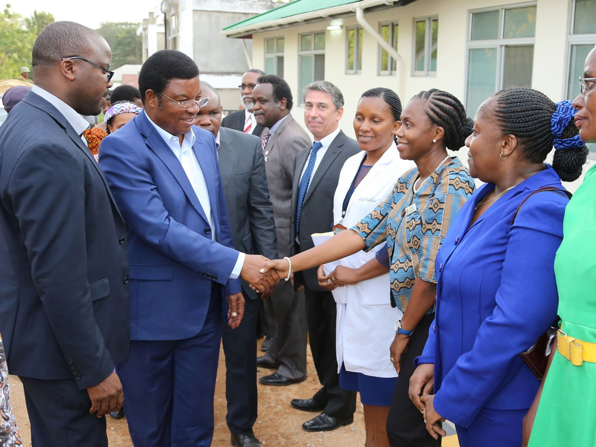 Mwanza methadone clinic